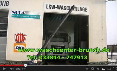 Lkw waschanlage a9